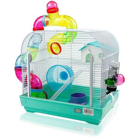 Jaula para Jerbo Hamster