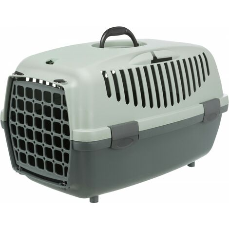 Jaulas de transporte de plástico para perros S 40 × 38 × 61 cm
