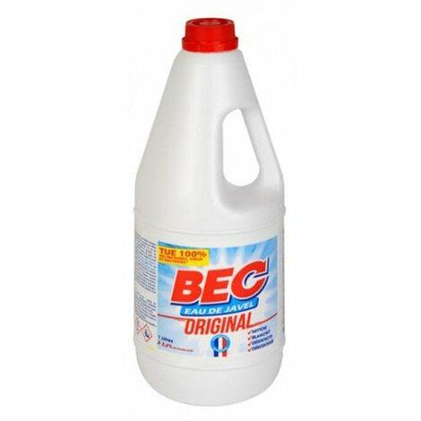 Javel Bec Bidon 2,6% 2 Litres Tp2 4 - BEC