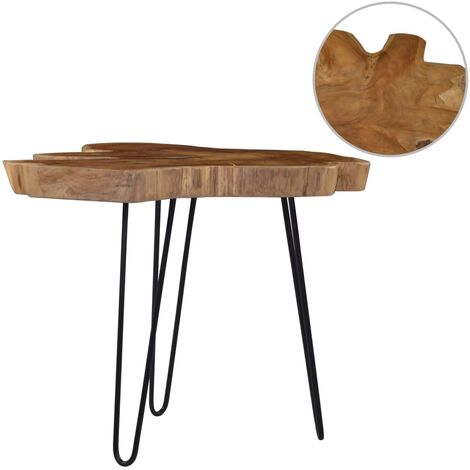 Javier Coffee Table by Union Rustic - Brown