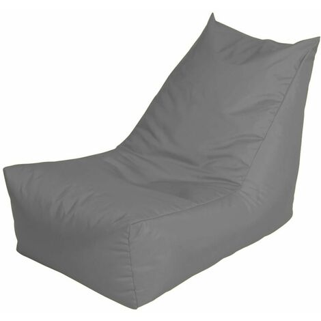 Jazz Player Bean Bag, Water Resistant with Beans Filling, 50 x 56 x 85 cm, 1-Piece - Purple