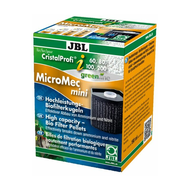 MicroMec Mini CristalProfi i - JBL