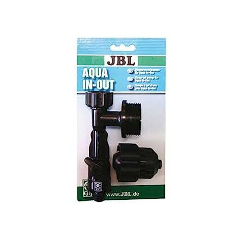 JBL Pompe à jet d'eau pour Aqua In-Out - Pour un changement d'eau rapide et facile dans l'aquarium
