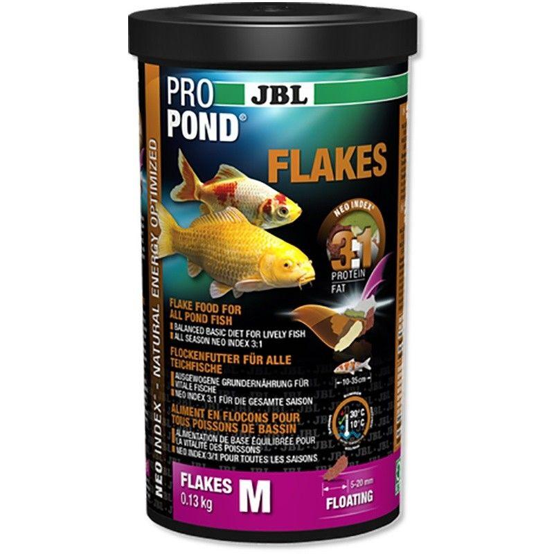 ProPond Flakes M Contenance - 0,13 kg - JBL