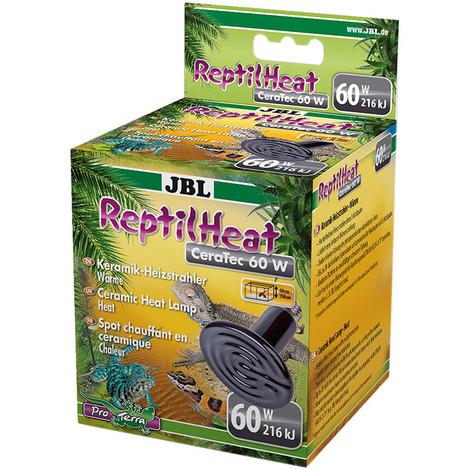 JBL ReptilHEAT lampada riscaldante ceramica per terrari 60 W
