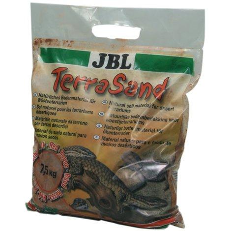 JBL TerraSand natur-rot - 7,5 kg