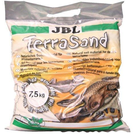 JBL TerraSand natur-weiß - 7,5 kg