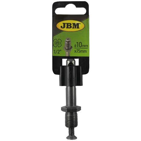 """JBM 14841 ADAPTADOR SDS PLUS 1/2"""" PARA PORTABROCAS"""
