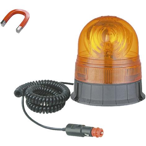 JBM 51961 GIROFARO CON CABLE IMANTADO H1 24V 70W