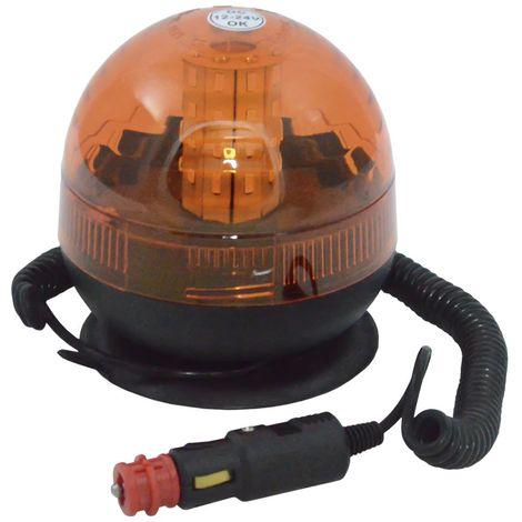 JBM 52499 GIROFARO DESTELLANTE DE LED'S 12-24V