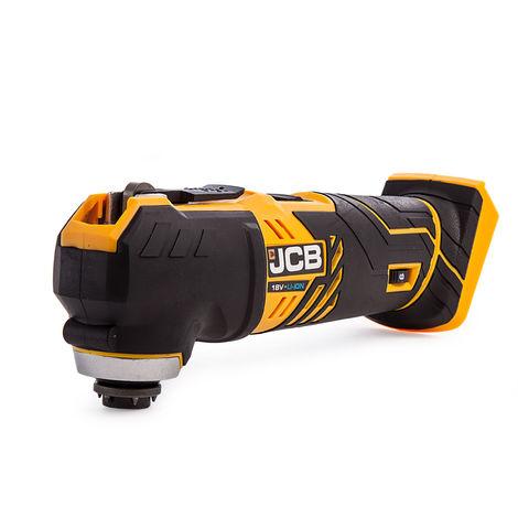 JCB 18MT-B 18V Oscillating Multi Tool (Body Only)