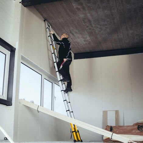 """main image of """"JCB Telescopic Ladder 3.27m for professional use"""""""
