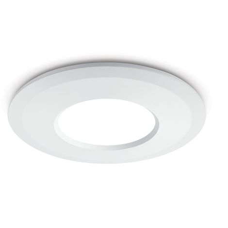 JCC White Bezel For V50 Fire Rated LED Downlight