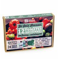 Je fais pousser mes tomates anciennes