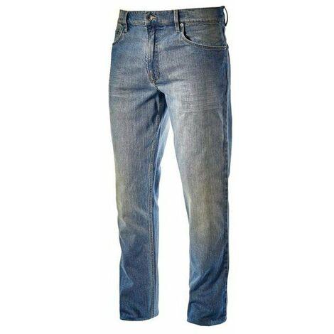 Jean de travail Diadora Pant Stone 5 poches Noir