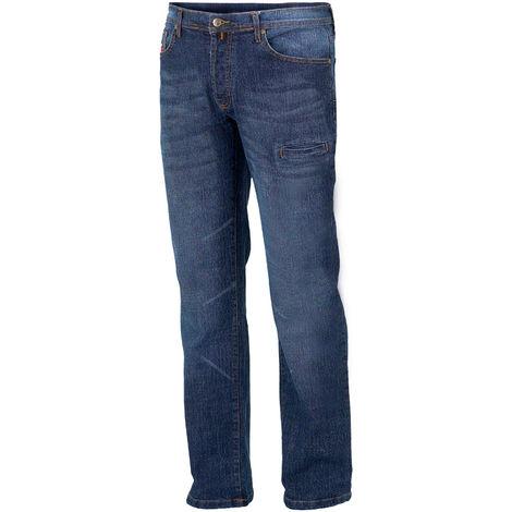 Jeans de démarrage industriel Stretch Jest Stretch Pants 8025