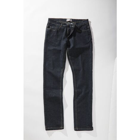 Jeans de travail coupe droite ajustée brut stretch - 50
