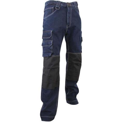 Jeans de travail DOCK LMA Denim