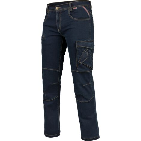 jeans de travail multipoches Stretch X Würth MODYF