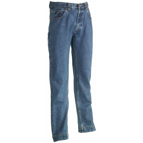 Jeans de travail Pluto Herock Bleu