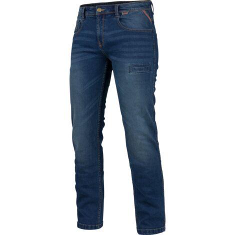 Jeans de travail Stretch X Bleu Würth MODYF