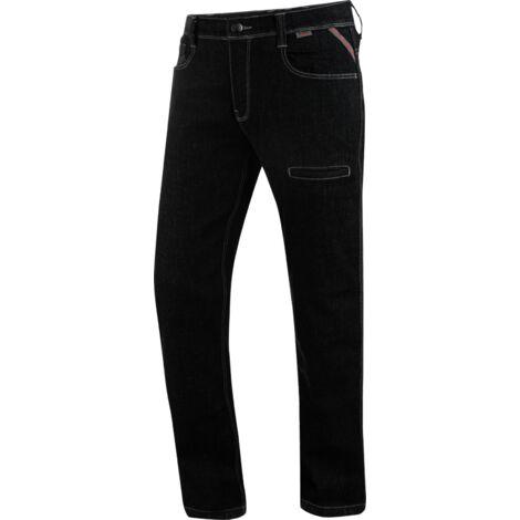 Jeans de travail Stretch X Noir Würth MODYF