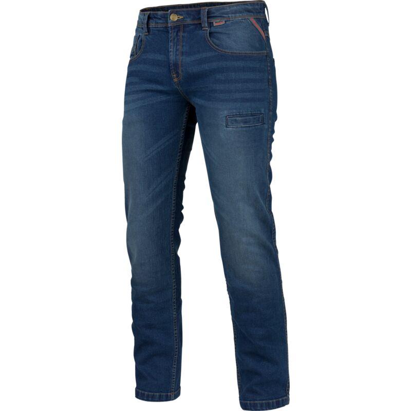Jeans de travail Stretch X Bleu 60 - Würth Modyf
