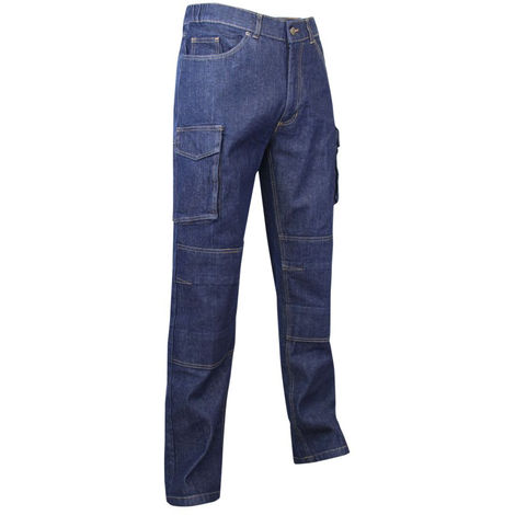 Jeans stretch multipoche - poches genouillères - LMA - WORK