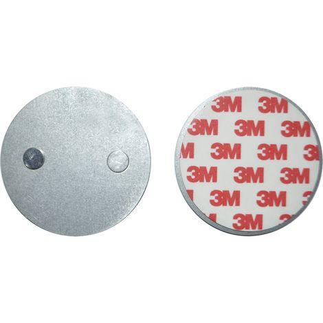 Jeising GS506G 3er Set Rauchwarnmelder (mit 10 Jahres Lithium Batterie/ Kriwan Testzentrum zertifiziert /EN14604) inkl. 3x Magnetklebepad
