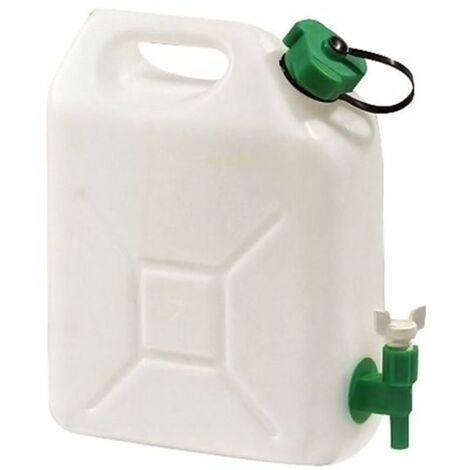jerrican 5l avec robinet - 10584na - eda