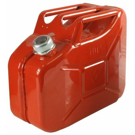 Jerrican métallique 10 litres