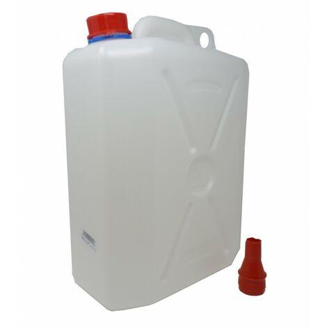 Jerrican Plastique Alimentaire - 20 L