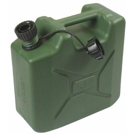 Jerrican plastique type US 10 litres