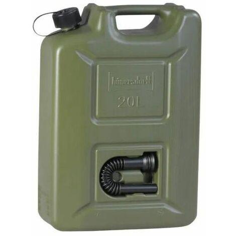 Jerrican plastique type US 20 litres