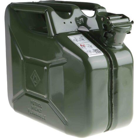 Jerrican pour carburant RS PRO, en Métal, 10L