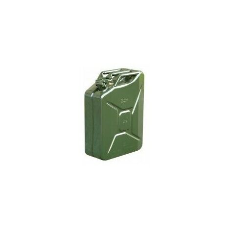 Jerrican tôle intérieur laqué - 5 ou 20L