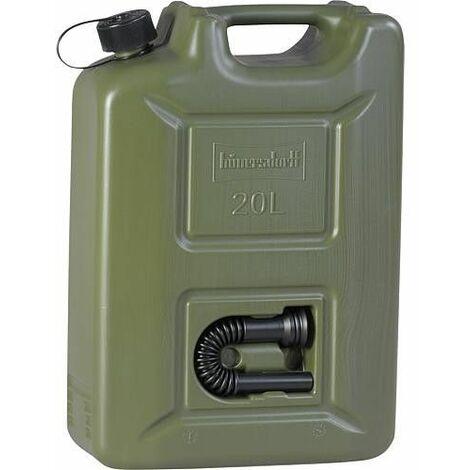 Jerricans- Profi 20 litres, plastique 165x350x495mm