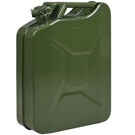 Jerry Can Monzana 5 or 20 Liter Sets Including Spout Army Green 60 or 15 L UN Certification