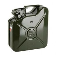 Jerrycan carburant métallique- plusieurs modèles disponibles
