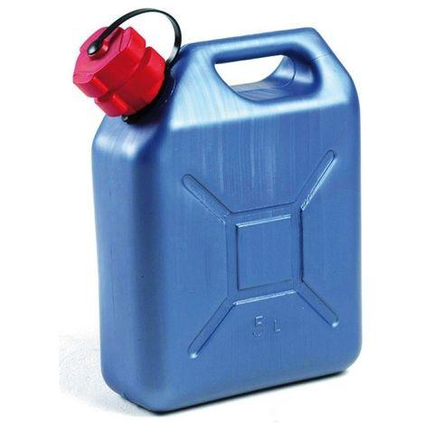 Jerrycan extra fort bleu - plusieurs modèles disponibles