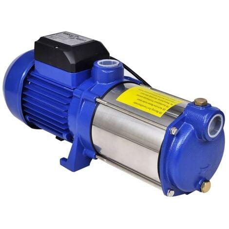 "main image of ""Jet Pump 1300 W 5100 L/h Blue"""