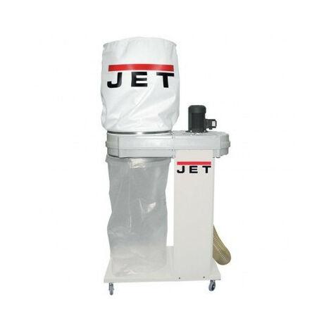 JET - Système d'aspiration 400V 2.8kW 1800 m³/h - DC_1800-T