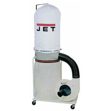 JET - Système d'aspiration mono 230 V 1620 m3/h (Ø 150mm) et 1150 m3 (Ø 100mm) - DC_1100A-M