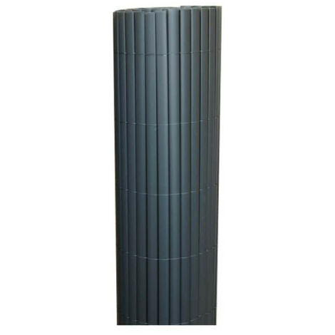 JET7GARDEN 1,8x3m - Charcoal grey - PVC - Double sided