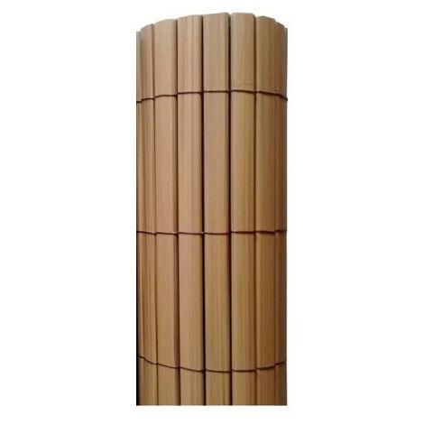 JET7GARDEN 1,8x3m - Teak - PVC - Double sided