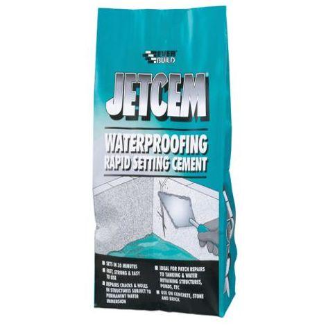 Jetcem Water Proofing Rapid Set Cement (Singl