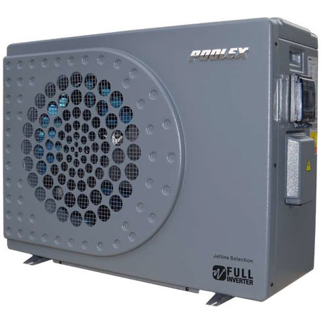 JetlineSelection FI 12,5kw 65m3Max Full Inverter Pompe a chaleur piscine Poolex
