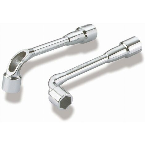 Jeu 16 clés a pipe débouchée 6/6 pans SAM - 94SDJ16