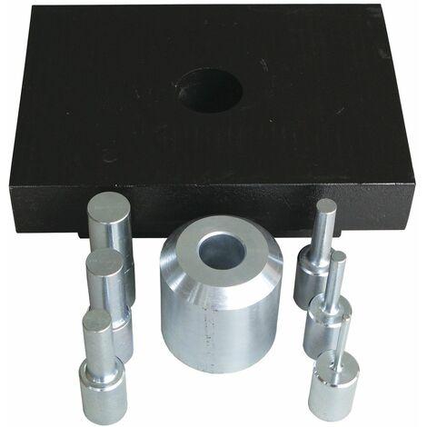 Jeu chasse roulements ronds pour presses MW-Tools CATOMA30TM