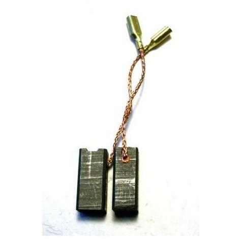 Jeu de 2 charbons pour perforateur GBH36